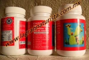 capsulas, la gran naturista plus, la gran naturista etiqueta roja