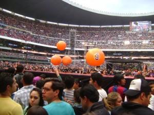 pelotas publicitarias e inflables gigantes en venta
