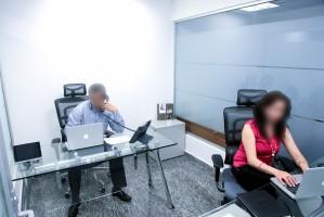 renta de oficinas f�sicas y virtuales amuebladas
