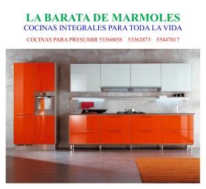 cocinas integrales envidiables para casas y departamentos
