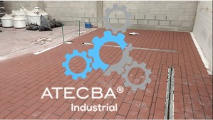 pisos industriales, recubrimientos epoxicos, loseta antiacido/atecba