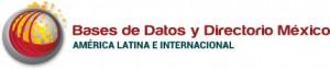 bases de datos y directorios m�xico, america latina e internacional