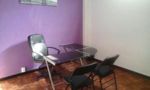 ofrecemos oficinas amuebladas con sala de juntas al mes