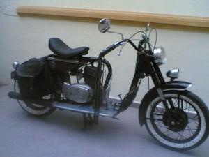 moto de coleccion 1963 marca islo