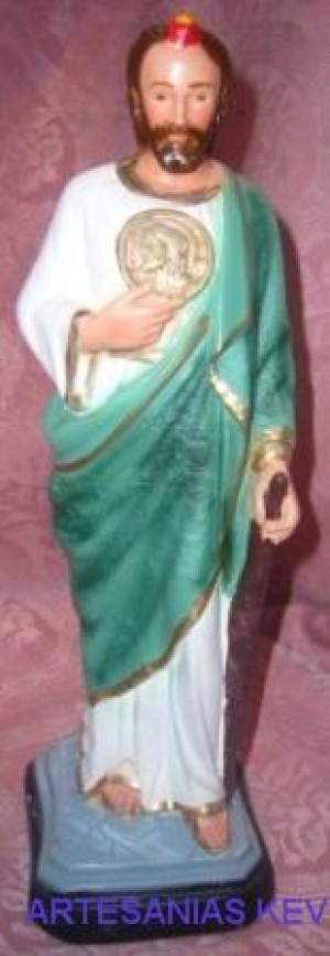 imagenes religiosas en yeso-pasta y resina.
