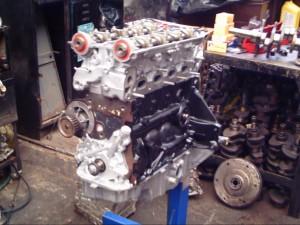 motor ford chevrolet chrysler nissan vw reconstruido