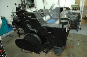 venta de maquinas de imprenta en monterrey, venta de maquinas offset