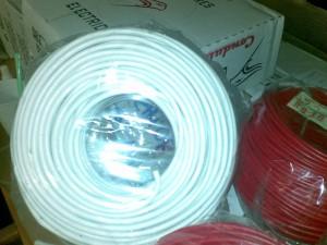 cable electrico antiflama linea economica  $180