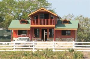 casas y cabañas de madera la solera