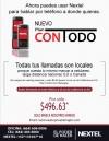 Servicio de Nextel Tijuana = Nextel Con Todo Tijuana