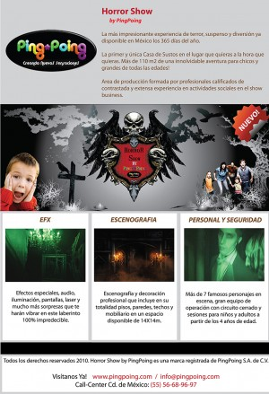 casa del terror mexico fiestas halloween fiestas tema casa de sustos