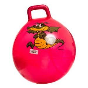 pelotas con agarradera y estampados para niÑos